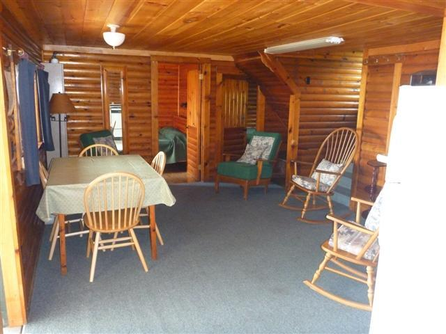 cabin 144 down inside 2
